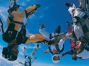 Airgo Skydiving