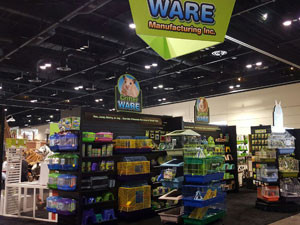 Ware – Trade Show Displays
